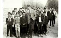 Guy Beaujard et sa classe en 1959-1961