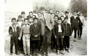 Guy Beaujard en 1959 à Tifrit Nait Oumalek